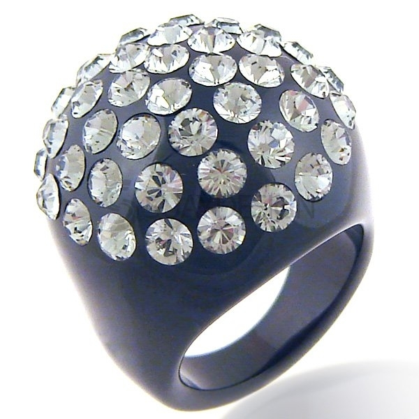Flash Swarovski Ring